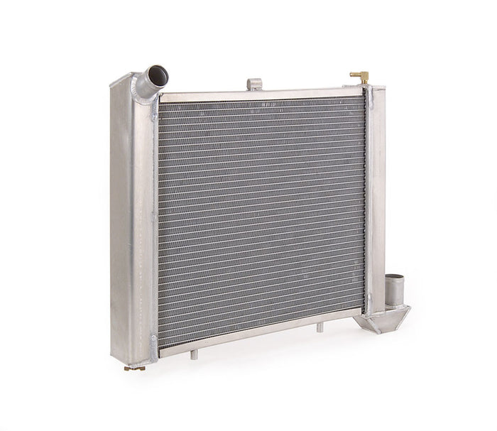 Direct-Fit Natural Finish Radiator for GM w/Std Trans