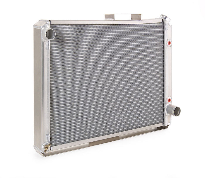 Direct-Fit Natural Finish Radiator for GM w/Auto Trans