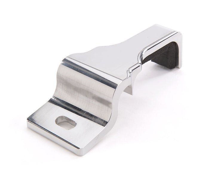 Natural Finish Aluminum Billet Radiator Mounting Bracket