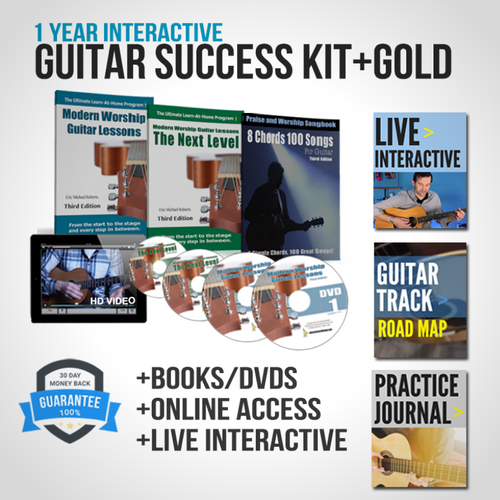 1 Year Interactive Success Kit Plus GOLD