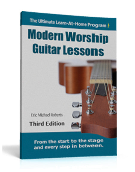 Modern Worship Guitar Lessons