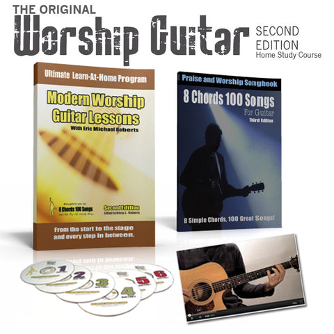 The Original Worship Guitar Success Kit - 2nd Edition