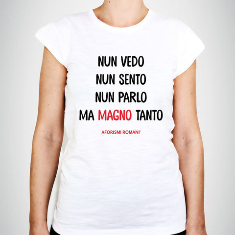 T-Shirt Donna - Magno Tanto