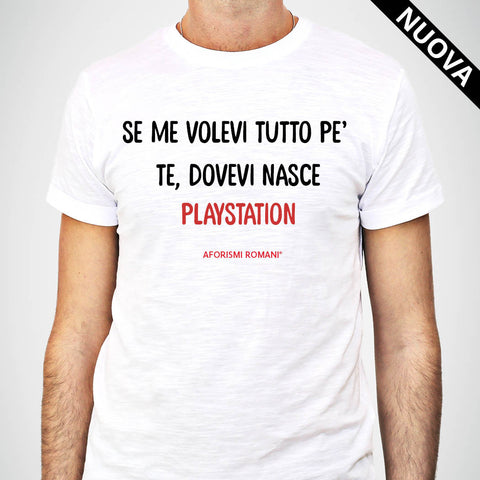 T-Shirt Uomo - Playstation