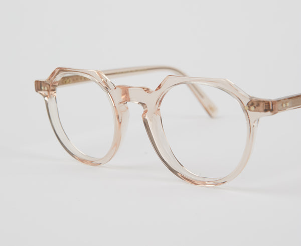 Lunettes de vue rose made in France