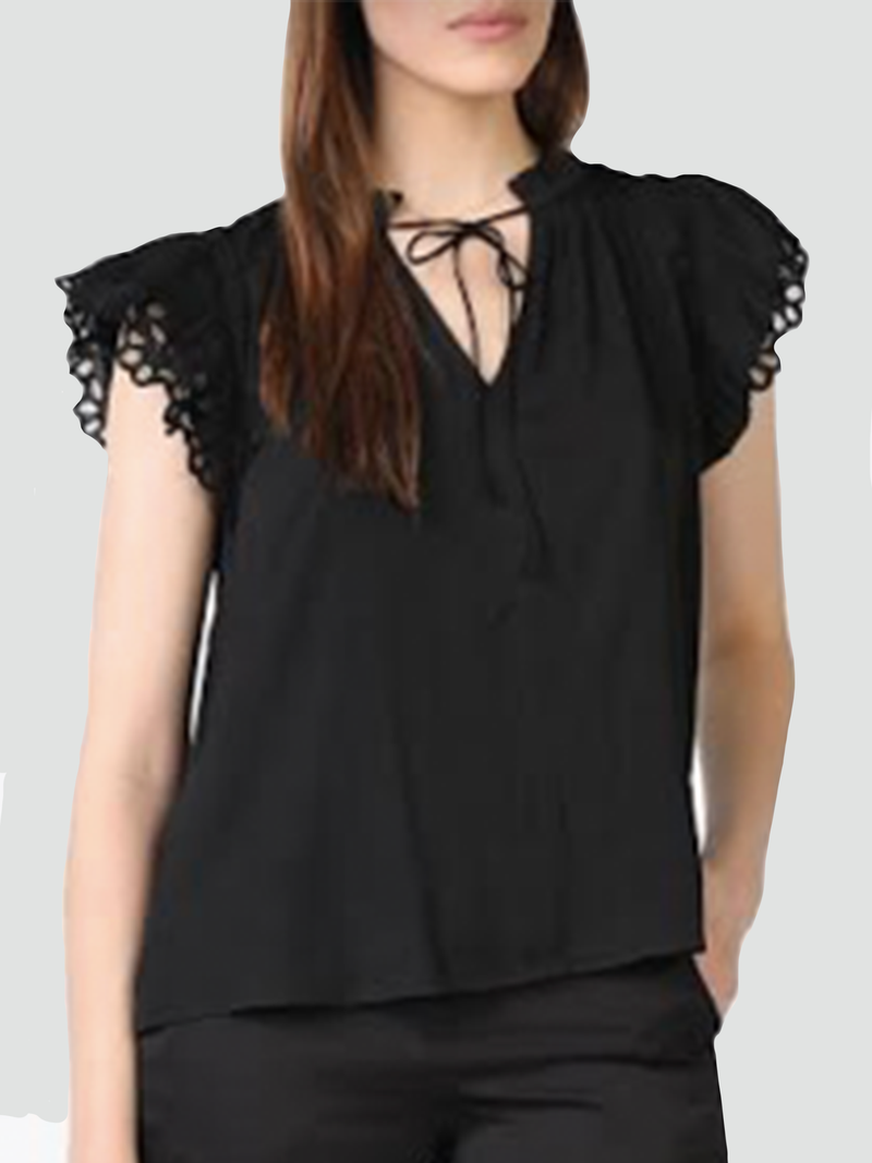 Ella Top | Black