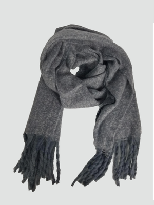 Lofty Scarf | Grey