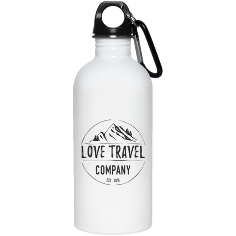 Love Travel Co. | Stainless Steel Water Bottle