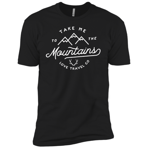 Take me to the Mountain l (Unisex) T-shirt