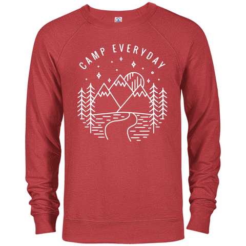Camp Everyday French Terry Crew