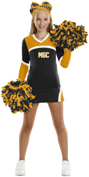 Rise Up Cheerflex Cheer Uniform Pkg by Augusta