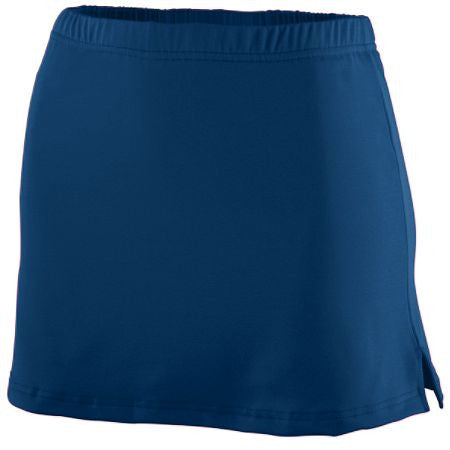 Poly/Spandex Cheer Skort by Augusta