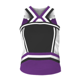 Rhythm Deluxe Cheer Uniform Pkg by Alleson