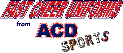 Fast Cheer Uniforms from ACD Sports