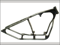 Chopper bobber wishbone rigid frame for Harley Davidson