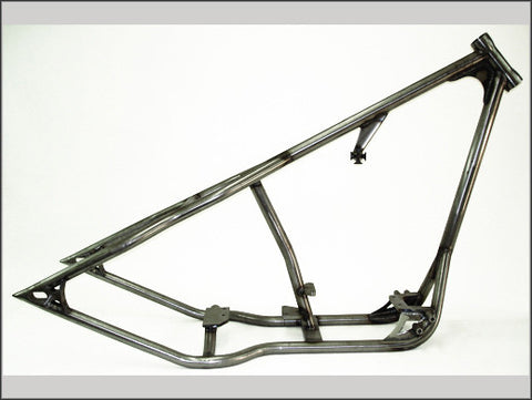 Custom Frame Single Downtube