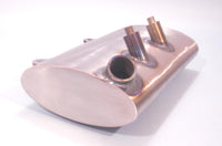 Three Inch High Custom Oil Tank for drop seat frame applications