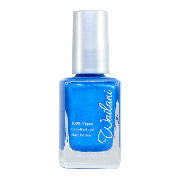 Vitamin Sea - Blue Mermaid Nail Polish - Non Toxic, Vegan, Cruelty-Free