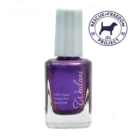 Cruelty-Free Nail Polish - Freedom Wailani Nail Polish - Rescue + Freedom Project