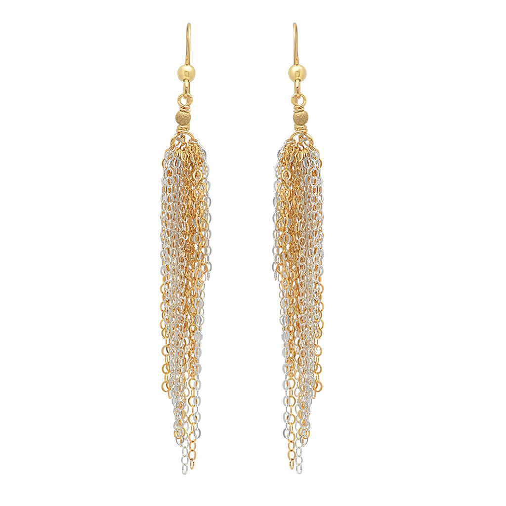 Tassel Earrings By Wailani Jewelry
