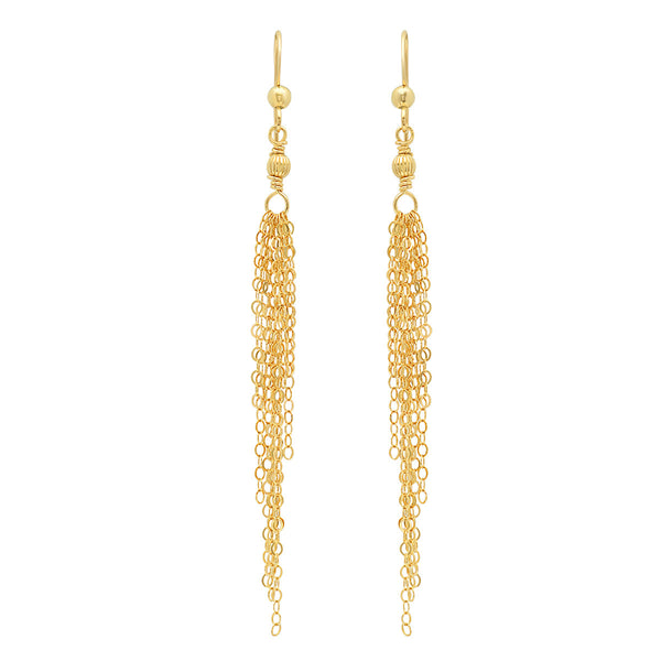 Tassel Earrings By Wailani Jewelry & Beauty
