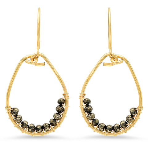Earrings for Women - Hoop Earrings  - By Wailani Jewelry & Beauty