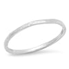 Silver Stacking Rings by Wailani Jewelry & Beauty