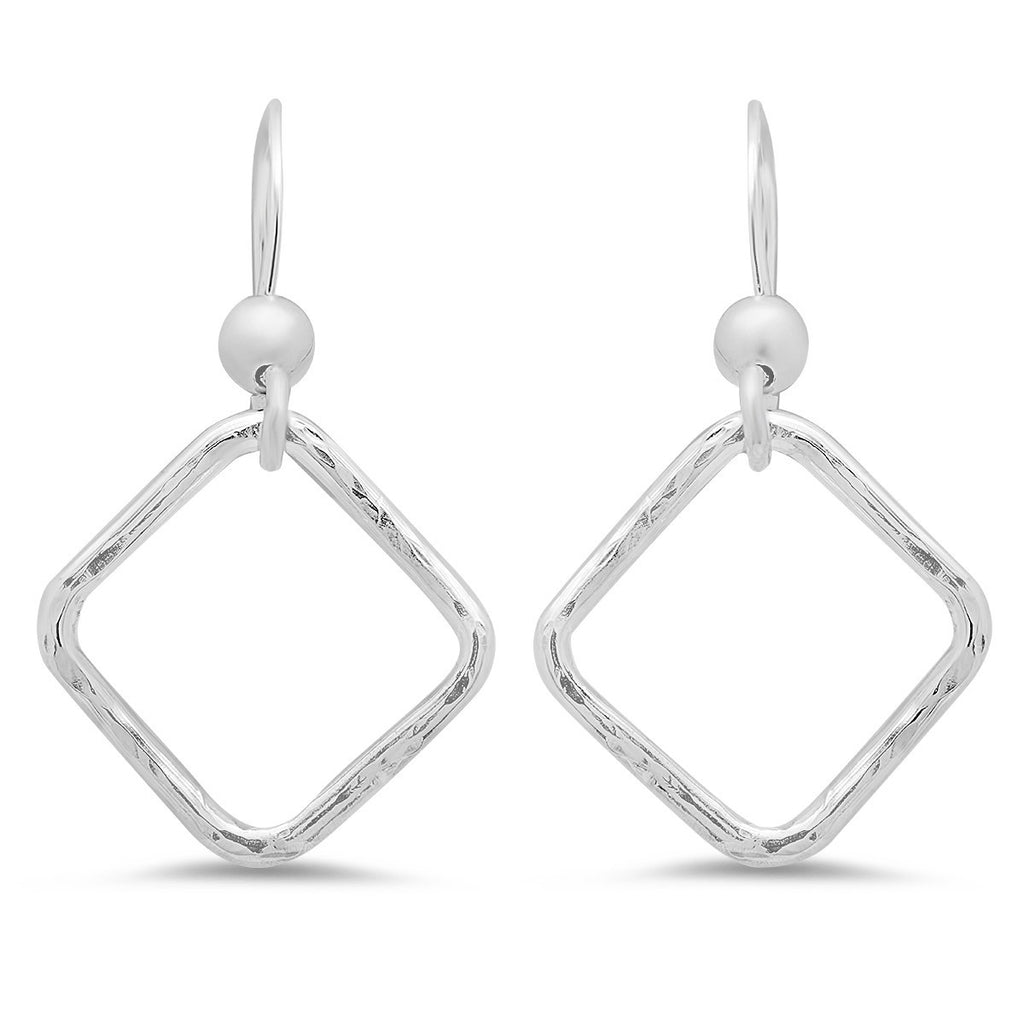 Earrings For Women - Square Earrings - By Wailani Jewelry & Beauty