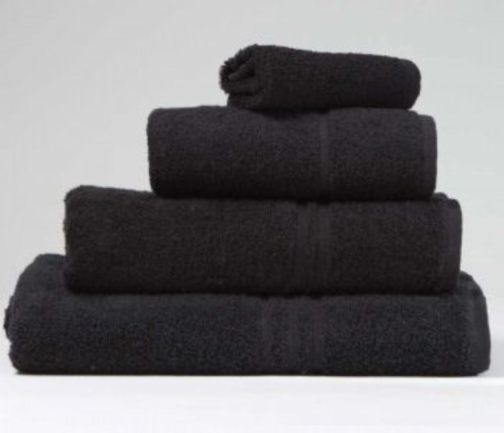 Hand Towel Black