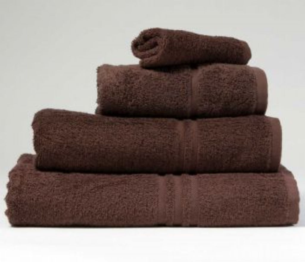 Hand Towel Chocolate