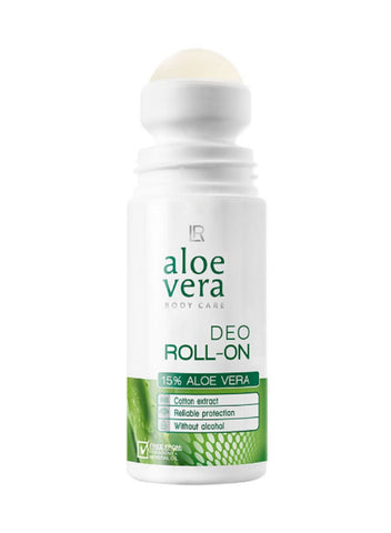 Aloe Vera Deo Roll-on - without alcohol - Kimi's Beauty Shop