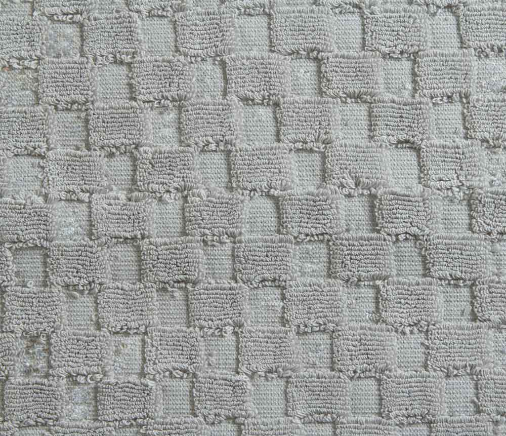 Cotton Bath Mat - Silver Grey