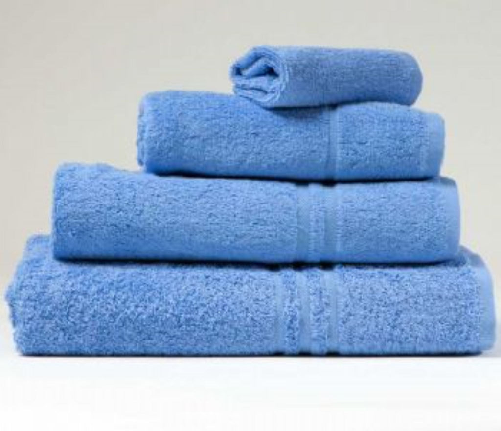 Hand Towels Med Blue
