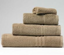 Mocha - Bath Towel - 70cm x 130cm - 500 GSM - 100% Cotton