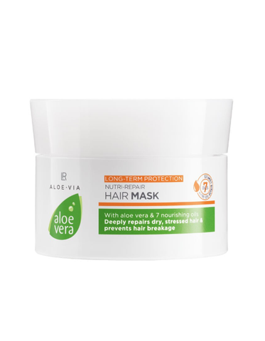 Aloe Vera Nutri-Repair Hair Mask - Kimi's Beauty Shop