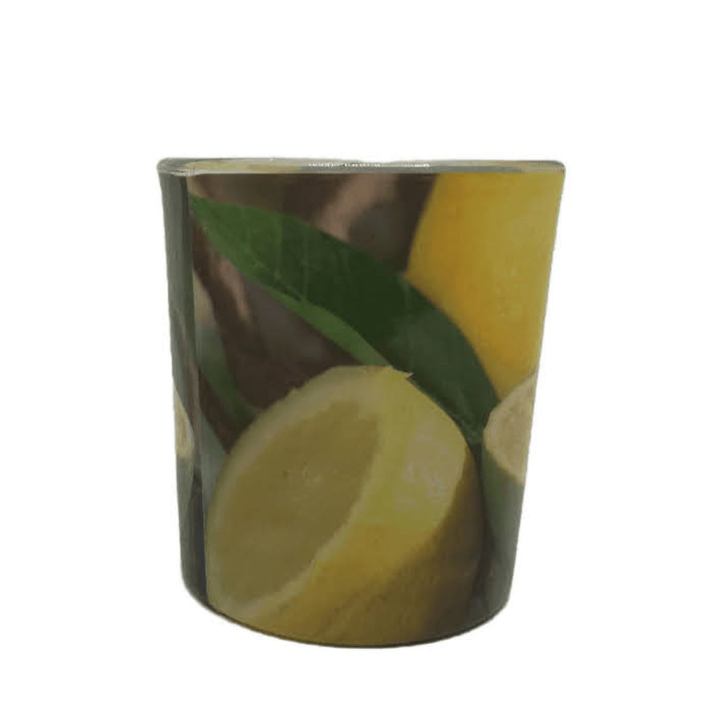Citronella Scented candle in gl.Sleeve