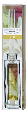 Vanilla Dream room fragrance in glass bottle with sticks - Kimi's Beauty Shop
