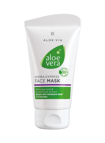 Aloe Vera Express Moisturizing Face Mask