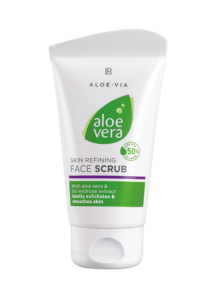 Aloe Vera Skin-Refining Face Scrub - Kimi's Beauty Shop