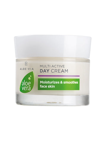 Aloe Vera Multi-Active Day Cream