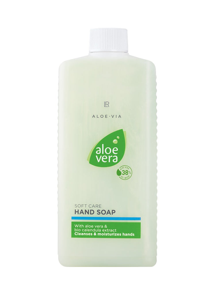Aloe Vera Gentle Cleansing Hand Soap Refill Pack - Kimi's Beauty Shop