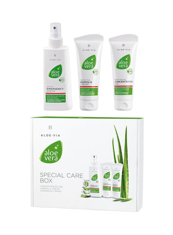 Aloe Vera Special Care Box - Kimi's Beauty Shop