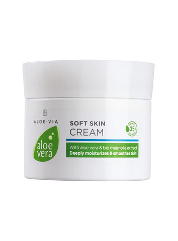 Aloe Vera Soft Skin Cream - Kimi's Beauty Shop