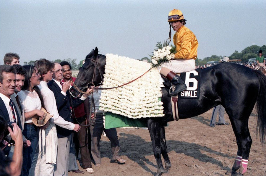 Swale Wins the Belmont Stakes; a Look Back 30 Years Later