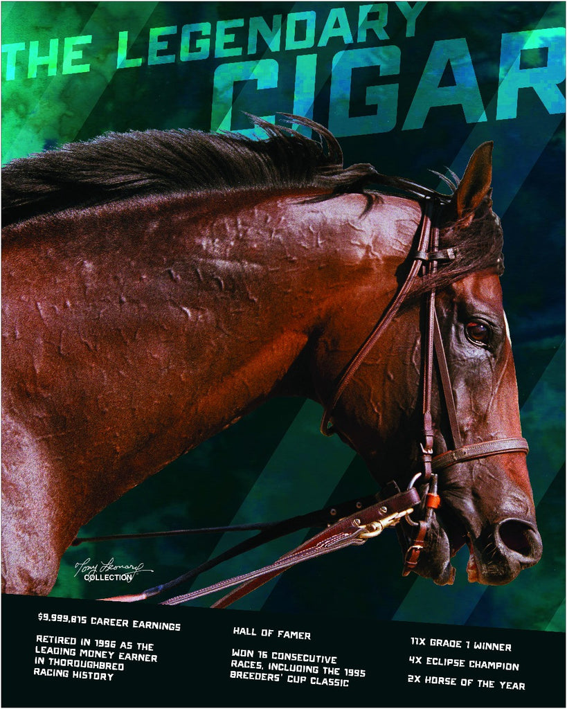 Cigar the Legend Poster