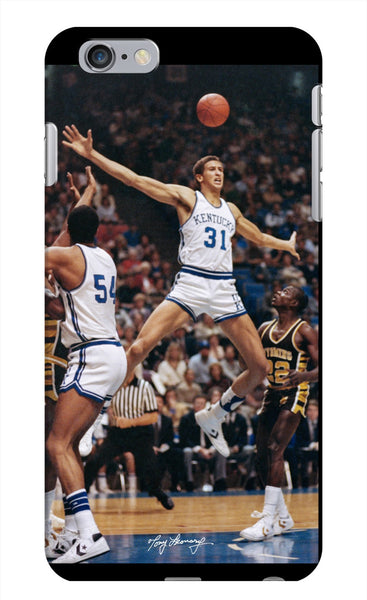 Sam Bowie iPhone Case