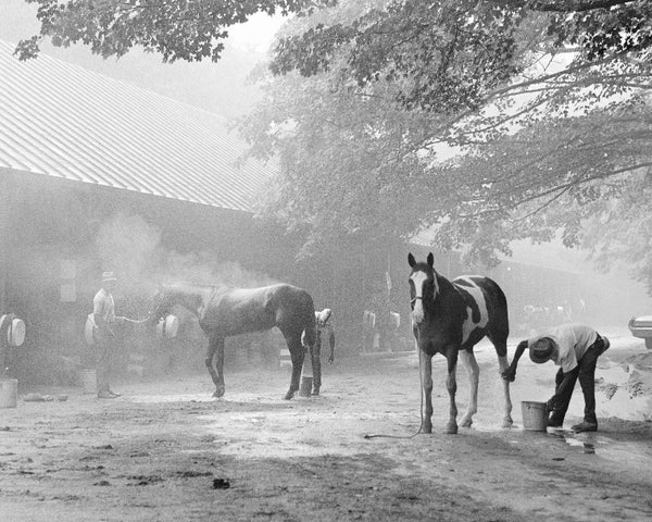 Morning Bath at Saratoga, 1968