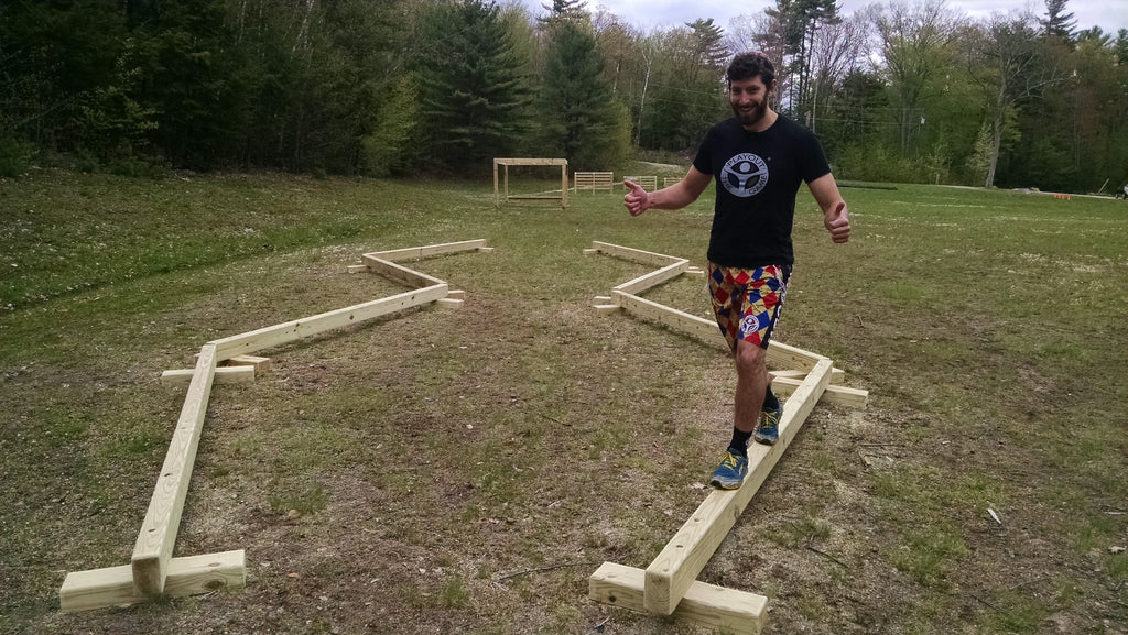 Our NEW Obstacle Course Menu & Benefits