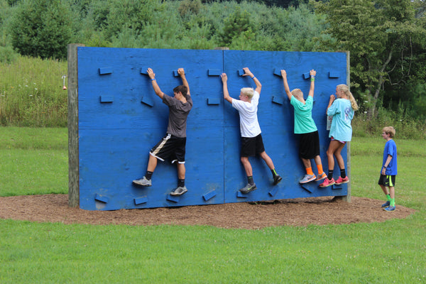 Want to build an Obstacle Course for your kids?