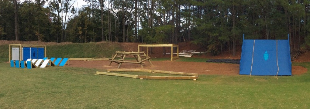 Atlanta Jewish Academy Obstacle Course Playground